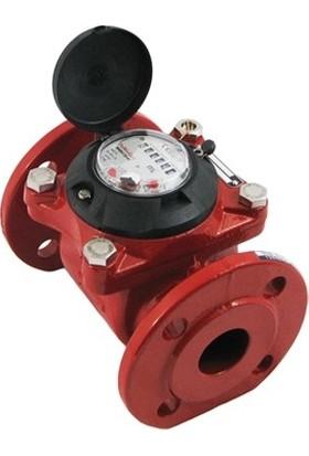 Powogaz MWN130-DN40 Sıcak Su Sayacı Pulser Yok