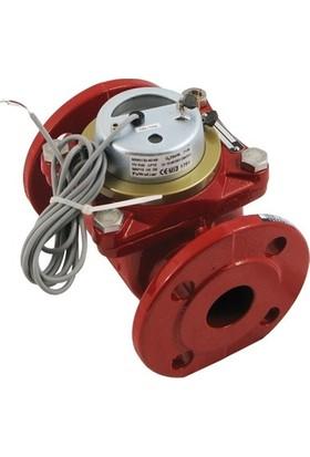 Powogaz MWN130-DN40 Sıcak Su Sayacı Reed Pulser