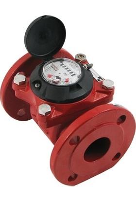 Powogaz MWN130-DN50 Sıcak Su Sayacı Pulser Yok