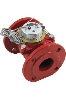 Powogaz MWN130-DN65 Sıcak Su Sayacı Reed Pulser