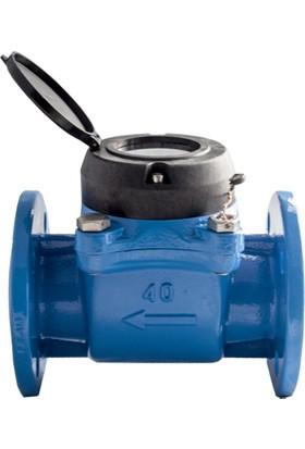 Powogaz MWN-40-C Soğuk Su Sayacı Opto NPN Pulser