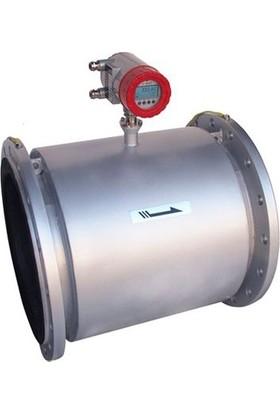 S-Meter S-MAG100 RUB-SS-400-L-80-A-10 / DN400 Elektromanyetik Debimetre