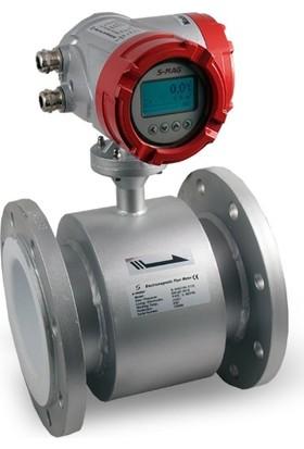 S-Meter S-MAG100 TEF-SS-125-L-80-A-16 / DN125 Elektromanyetik Debimetre