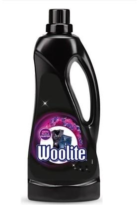 Woolite Sıvı Çamaşır Deterjanı Koyu Renkler 1500 ml + Marc Çamaşır Makinesi Temizleyicisi 2 x 250 ml Çamaşır Makinası Seti
