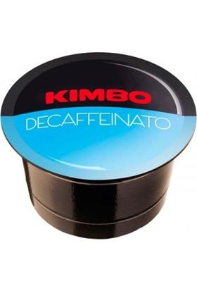 Caffe Kimbo Blue Decaffeinato Kapsül Kahve 96'lık