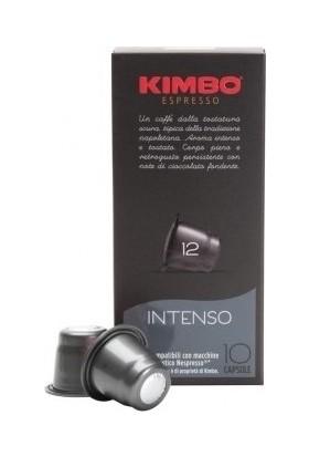 Caffe Kimbo Intenso Nespresso Kapsül Kahve 10'luk