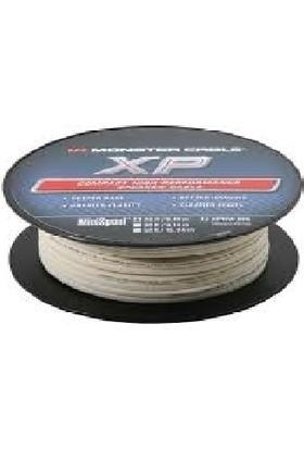 Monster Cable Xp Navajo Beyaz Kompakt Hoparlör Kablosu 20 Ft 6,09 M