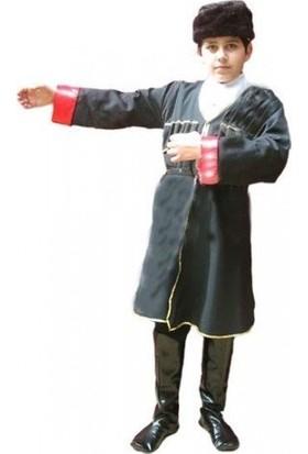 Dilek Kostüm Kafkas Erkek Çocuk Kostümü Çerkeska