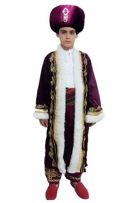 Dilek Kostüm Padişah Çocuk Kostümü