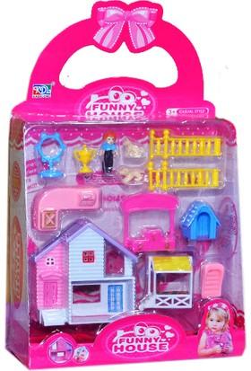 Kayyum Oyuncak My Little Funny House