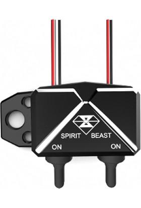 Spirit Beast Motosiklet Çift Butonlu Aç Kapa Düğmesi