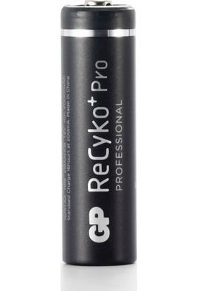 GP 2'li ReCyko Pro 2000 Serisi NiMH AA Kalem Boy Şarjlı Pil(GP210AAHCBEMTR-2GBE2)