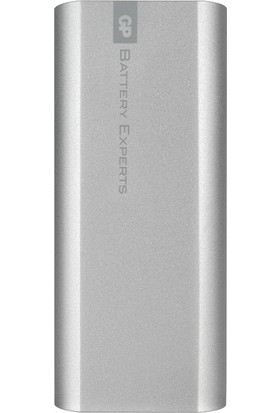 GP Portable FN05M 5200 mAh Gümüş Renk Powerbank (GPFN05MSE-2B1)