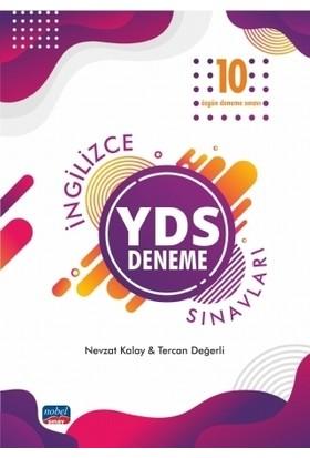 2019 İngilizce YDS 10 Özgün Deneme Sınavları