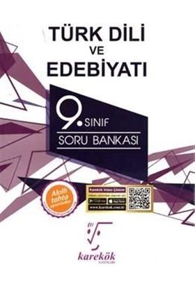 Karekök Yayınları 9. Sınıf Edebiyat Soru Bankası