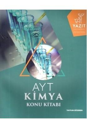 Yazıt Yayınları AYT Kimya Konu Kitabı