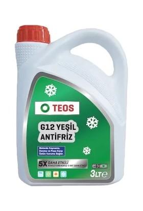 Teos G12 -40C Antifiriz Yeşil 3 lt