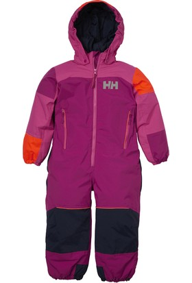 Helly Hansen HHA.40391 Hh K Rıder 2 Ins Suit HHA.039 Festival Fuchsia Helly Hansen Çocuk Tulum