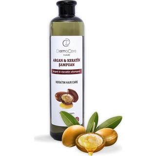 Innova DermoCare Besleyici ve Güçlendirici Argan & Keratin Özlü Şampuan