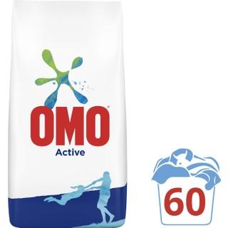 Omo Active Toz Çamaşır Deterjanı 9 KG