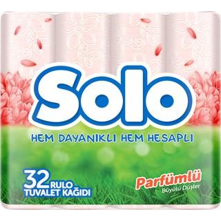 Solo Parfümlü Tuvalet Kağıdı 32'li