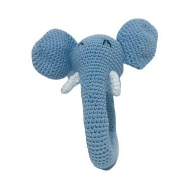 Örgü oyuncak fil / en kolay iki şişle örgü oyuncak / Figen Ararat ... | 375x375