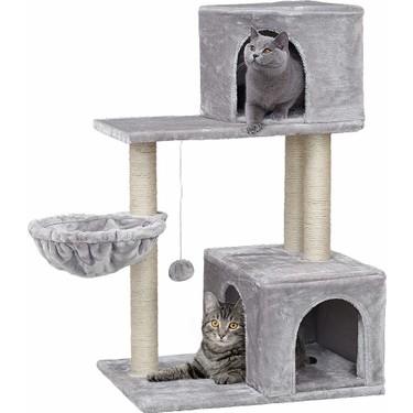 Markareyonu Catroom 4 Kedi Tırmalama ve Oyun Evi Fiyatı