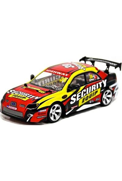 ToyseToys 1:14 Drift Champion Uzaktan Kumandalı Araba (Kırmızı-Sarı)