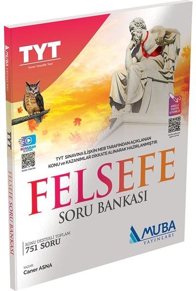 Muba Yayınları Tyt-I. Oturum Felsefe Soru Bankası
