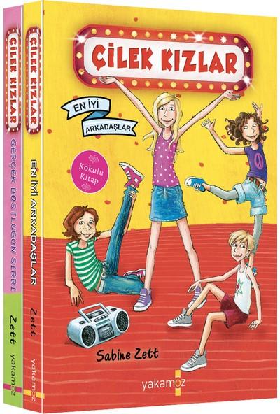 Çilek Kızlar ve Çilli Kızlar Seti (4 Kitap Takım)