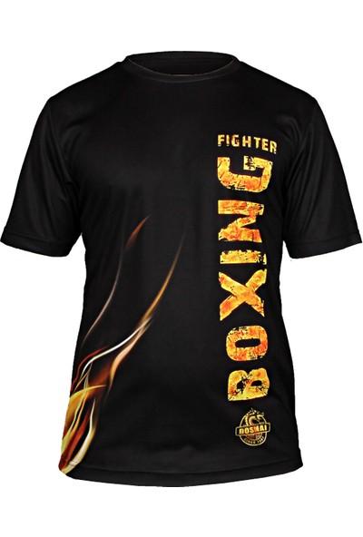 Do-Smai KB050 Kick Boks Dijital Baskılı Erkek T-Shirt