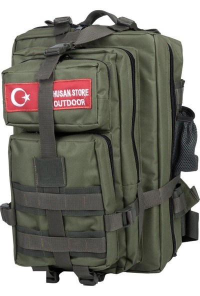 Husan Taktikal 20 lt Askeri Sırt Çantası