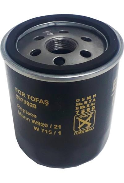 Fıat M131 Slx - Tempra - Tıpo - Uno - Palıo - Marea 1.4 1.6 Yağ Filtresi