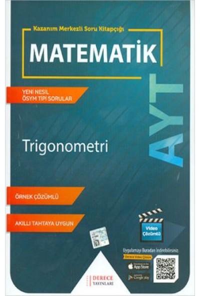 Derece Yayınları Trigonometri 2019-2020
