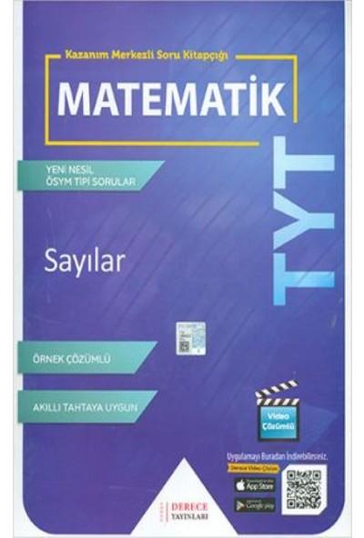 Derece Yayınları TYT Matematik Sayılar 2019-2020