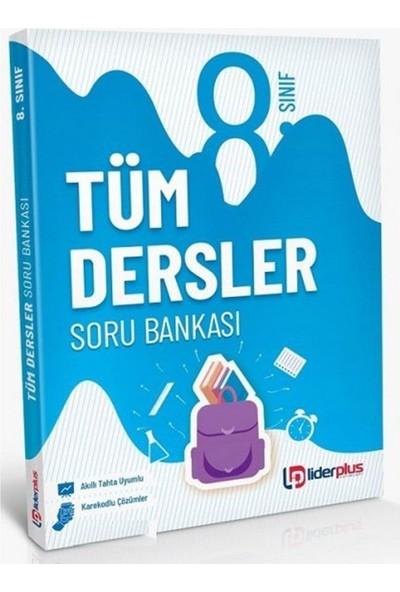 Lider Plus Yayınları 8. Sınıf Tüm Dersler Soru Bankası