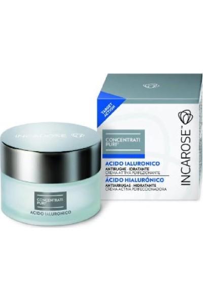 Incarose-Pure Solutıons® Hyaluronıc Acıd-Anti-Wrinkle-Hydratant-Kırışıklık Karş. ve Nem.krem 50 Ml.