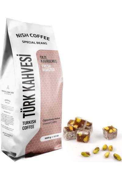 Nish Kahve Damla Sakızlı Türk Kahvesi 1 Kg