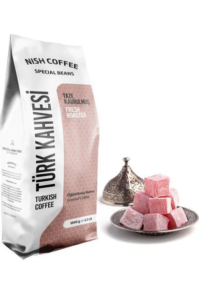 Nish Kahve Dibek Kahvesi 1 Kg