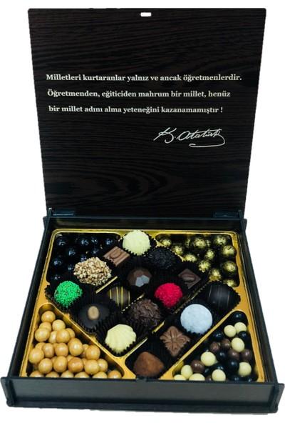 İnci Çikolata Öğretmenler Günü Çikolatası 250 gr
