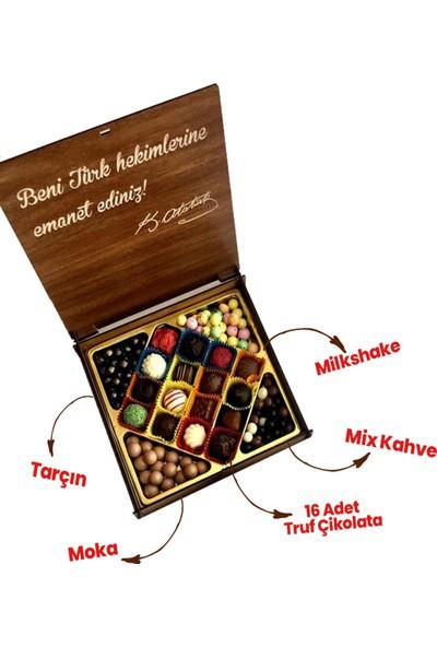 İnci Çikolata Kişiye Özel Doktor Çikolatası 6 ,5 gr