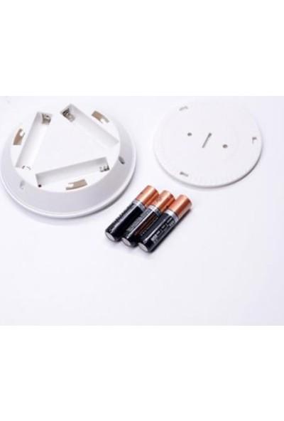 Aktaş Uzaktan Kumandalı Yapışkanlı Kablosuz LED Spot Lamba