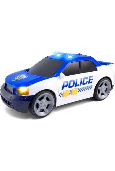 Teamsterz Sesli ve Işıklı Polis Arabası
