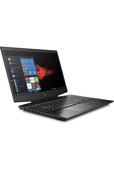 "HP Omen 15-DH0015NT Intel Core i5 9300H 16GB 1TB + 256GB SSD GTX1660Ti Freedos 15.6"" FHD Taşınabilir Bilgisayar 8UG96EA"