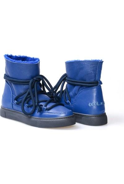 Cool Moon Kürk Kadın Sneaker 355000