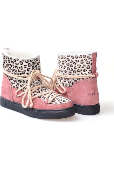 Cool Moon Kürk Kadın Sneaker 355028
