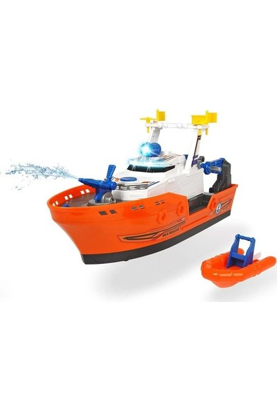 Dickie Toys Su Fışkırtan Işıklı Kurtarma Gemisi 203308375