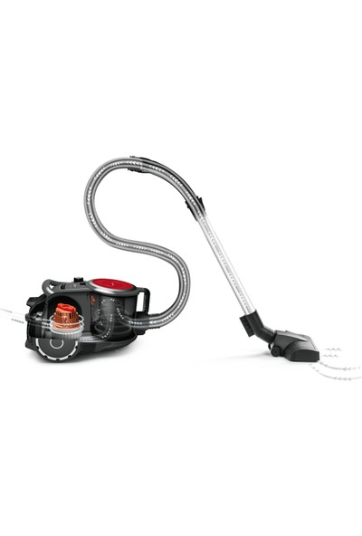 Bosch Bgs41pro Toz Torbasız Süpürge