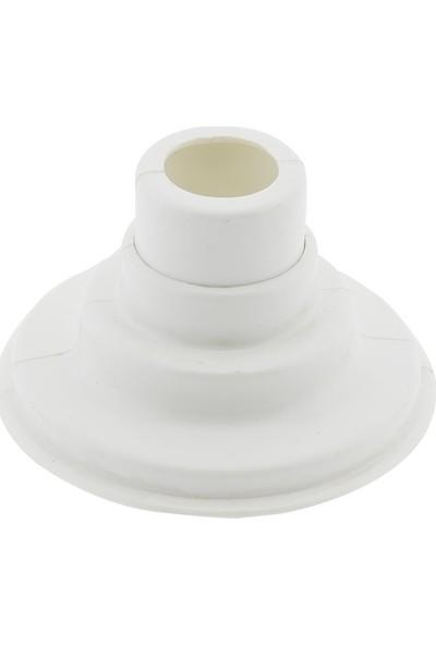 Digisu Havlupan Boru Gizleme Aparatı Beyaz