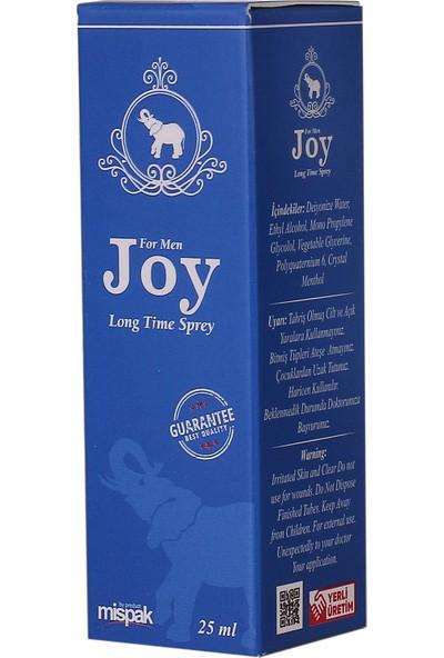 Joy Long Time Keyif Uzatıcı Sprey